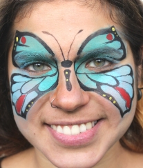Copy of Face Painting Nov2012 022